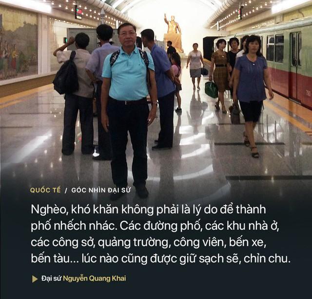 Kí sự của Đại sứ Nguyễn Quang Khai: Có một Triều Tiên hoàn toàn khác những gì phương Tây khắc họa - Ảnh 3.