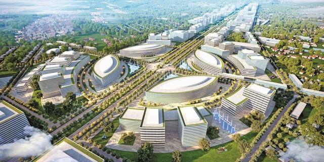 Trở thành thủ phủ vùng Bắc Trung bộ, thị trường BĐS cuối năm đang chứng kiến khu vực này trỗi dậy mạnh mẽ - Ảnh 1.