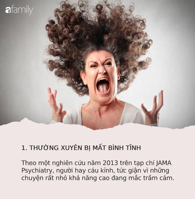 Mỗi năm có 40.000 người Việt tự tử vì trầm cảm: 9 dấu hiệu cảnh báo bệnh mà bạn cũng không thể ngờ tới - Ảnh 1.