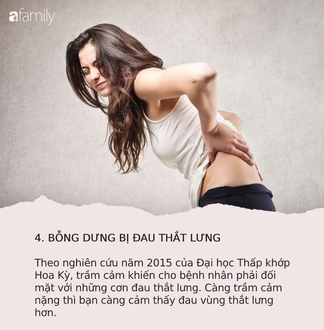Mỗi năm có 40.000 người Việt tự tử vì trầm cảm: 9 dấu hiệu cảnh báo bệnh mà bạn cũng không thể ngờ tới - Ảnh 4.