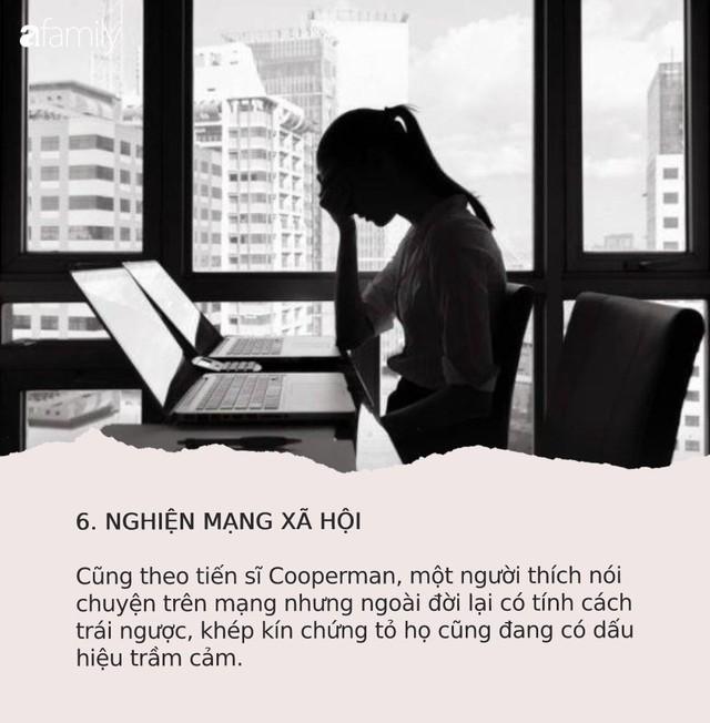 Mỗi năm có 40.000 người Việt tự tử vì trầm cảm: 9 dấu hiệu cảnh báo bệnh mà bạn cũng không thể ngờ tới - Ảnh 6.