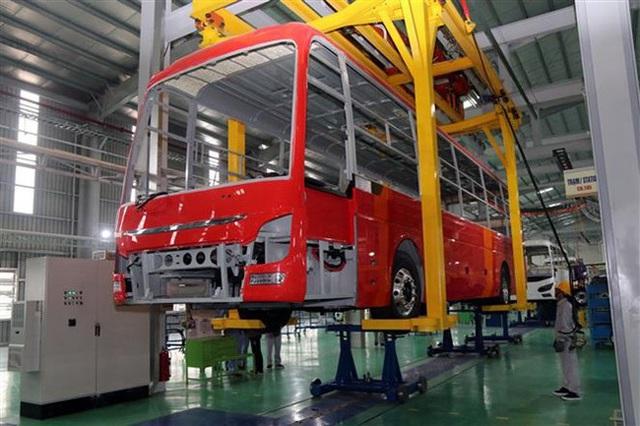 Xuất khẩu ô tô, DN Việt ôm khát vọng lớn - Ảnh 2.