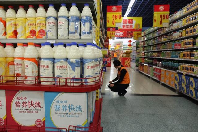 Thị trường 1,4 tỷ dân Trung Quốc sẽ là động lực tăng trưởng mới cho ngành sữa Việt Nam? - Ảnh 1.