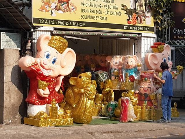 Chuột mốp khổng lồ giá bạc triệu ở Sài Gòn - Ảnh 1.