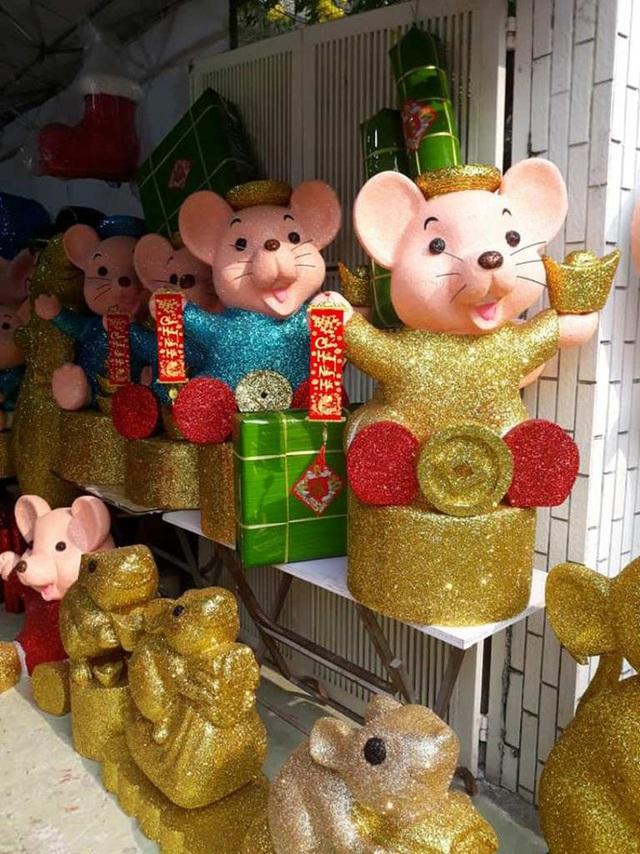 Chuột mốp khổng lồ giá bạc triệu ở Sài Gòn - Ảnh 3.