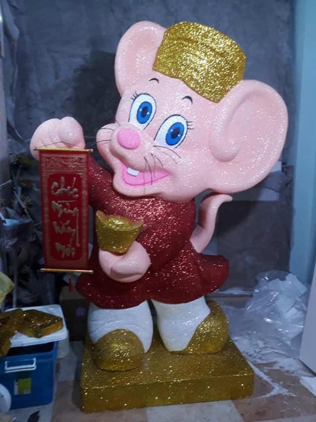 Chuột mốp khổng lồ giá bạc triệu ở Sài Gòn - Ảnh 5.
