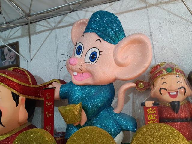 Chuột mốp khổng lồ giá bạc triệu ở Sài Gòn - Ảnh 7.