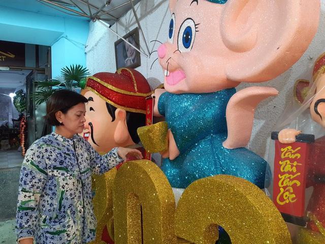 Chuột mốp khổng lồ giá bạc triệu ở Sài Gòn - Ảnh 8.
