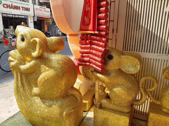 Chuột mốp khổng lồ giá bạc triệu ở Sài Gòn - Ảnh 10.