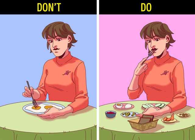 29 Tết - 8 điều không thể quên khi muốn giảm cân: Tết cận kề rồi, đừng để bụng bia, eo mỡ làm bạn muộn phiền - Ảnh 5.
