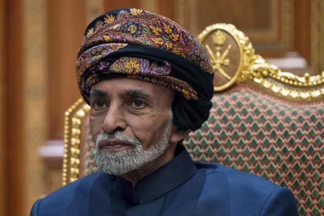 Oman: Quốc vương độc thân qua đời, không ai kế vị  - Ảnh 1.