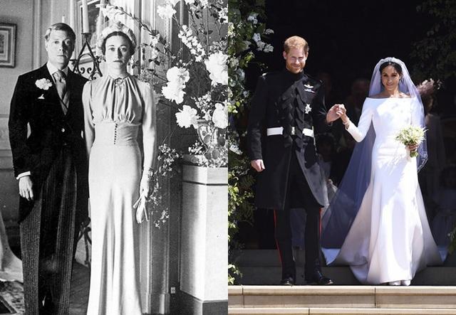 Hoàng tử Harry lặp lại vết nhơ của hoàng gia Anh cách đây 84 năm: Kết hôn với phụ nữ Mỹ từng ly dị và rời khỏi gia đình như vua Edward VIII  - Ảnh 1.