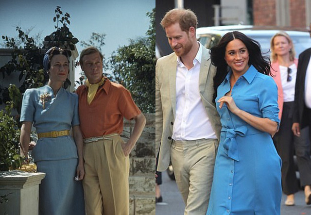 Hoàng tử Harry lặp lại vết nhơ của hoàng gia Anh cách đây 84 năm: Kết hôn với phụ nữ Mỹ từng ly dị và rời khỏi gia đình như vua Edward VIII  - Ảnh 2.