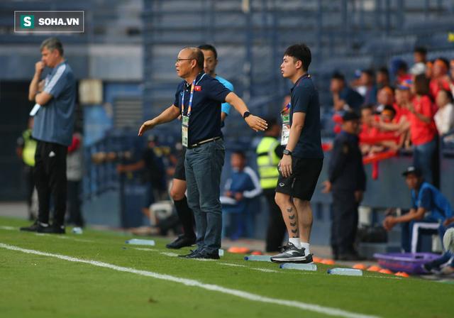 HLV Lê Thụy Hải: Ông Park Hang-seo đang đặt một nền móng mới cho cách chơi của Việt Nam  - Ảnh 4.