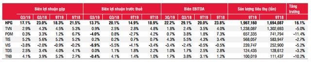Ngành thép 2020 tiếp tục tăng trưởng thấp dù ít áp lực giảm giá hơn; cạnh tranh thị phần sẽ tăng tốc - Ảnh 2.