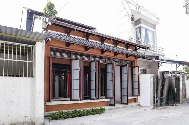 Ngôi nhà thiết kế theo phong cách Nhật nổi bật trên báo ngoại - Ảnh 1.
