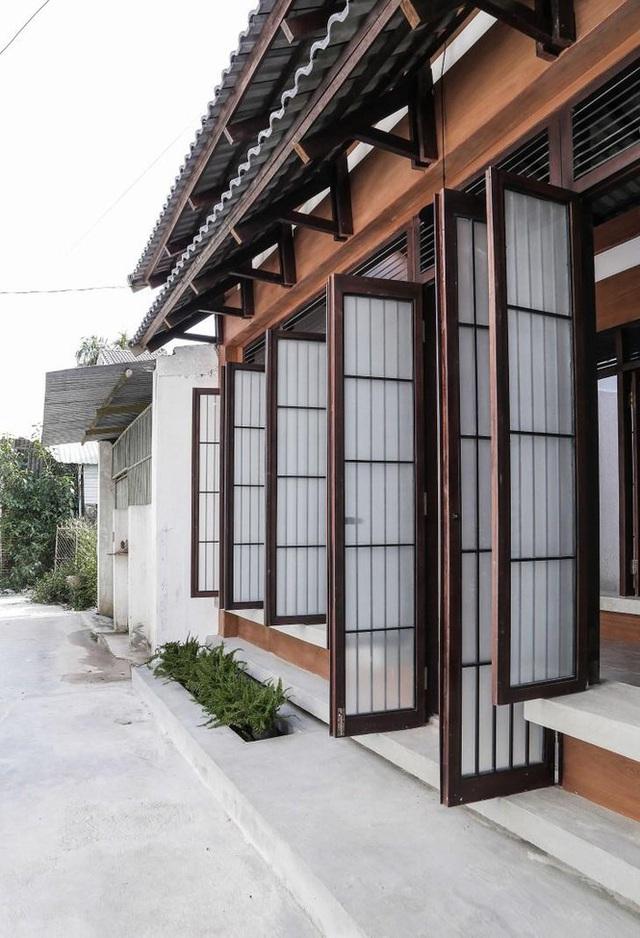 Ngôi nhà thiết kế theo phong cách Nhật nổi bật trên báo ngoại - Ảnh 2.