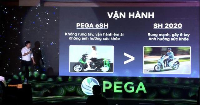 Nhiều người bất bình về màn dìm hàng Honda SH 2020 của CEO PEGA: Đã nhái còn đi so với chính hiệu  - Ảnh 2.
