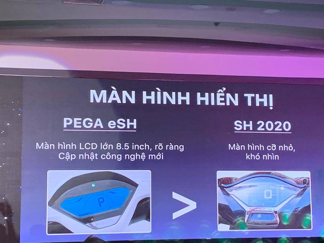 Nhiều người bất bình về màn dìm hàng Honda SH 2020 của CEO PEGA: Đã nhái còn đi so với chính hiệu  - Ảnh 3.