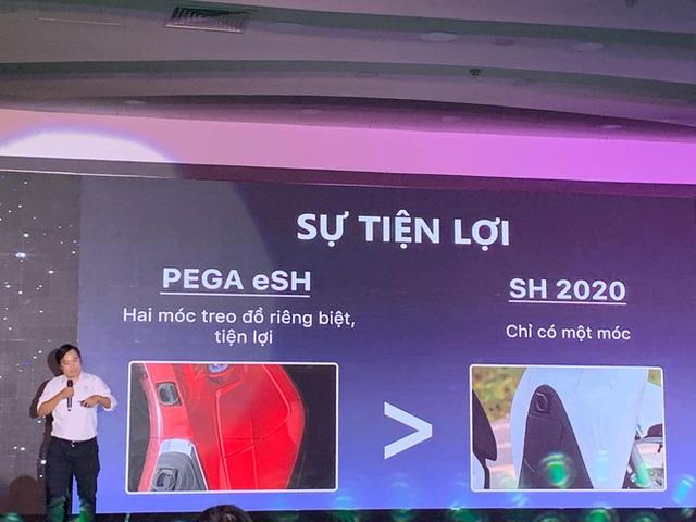Nhiều người bất bình về màn dìm hàng Honda SH 2020 của CEO PEGA: Đã nhái còn đi so với chính hiệu  - Ảnh 4.