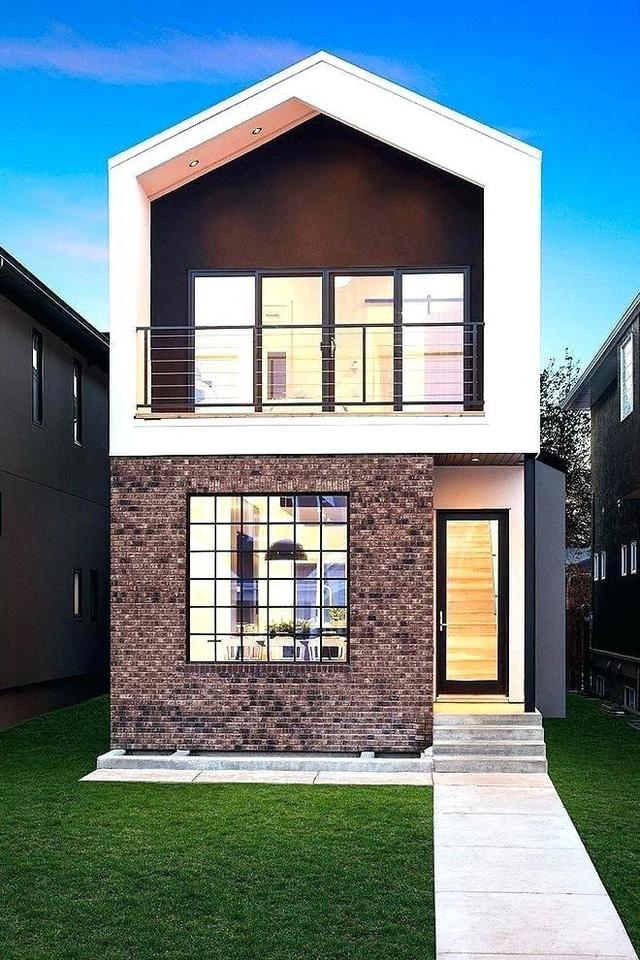 Những mẫu nhà phố 2 tầng khác lạ 1 tỷ đồng đang sốt - Ảnh 7.