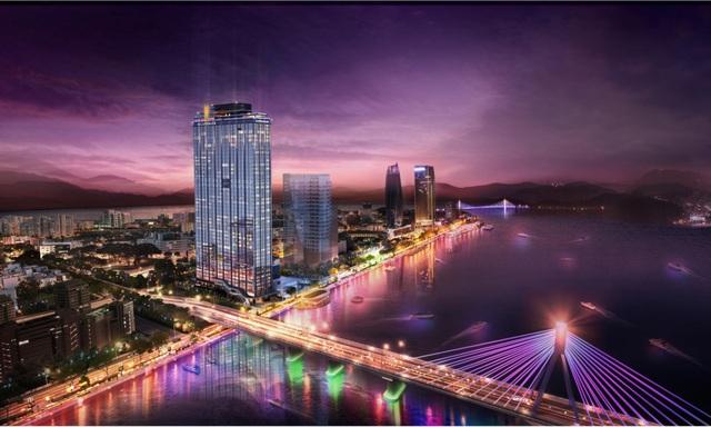 Đà Nẵng đón thêm Tổ hợp khách sạn Marriot đi vào hoạt động năm 2020 - Ảnh 1.