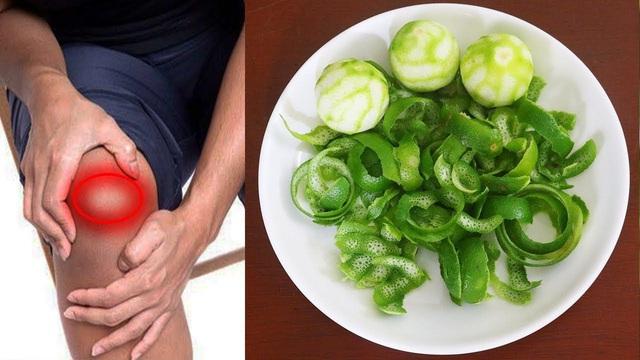 Trong quả chanh có một thứ chữa đau nhức xương khớp cực hay, rất thích hợp dùng vào tiết trời lạnh này không phải ai cũng biết - Ảnh 2.