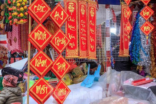 Không khí Tết ngập tràn phố phường Thủ đô - Ảnh 4.