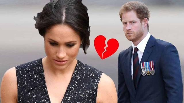 Vợ chồng Meghan Markle dính nghi án sắp ly hôn, đường ai nấy đi bởi biểu hiện bất thường của nàng dâu hoàng gia sau thông báo gây sốc  - Ảnh 2.