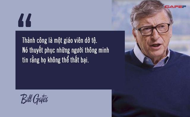 Bill Gates thành công nhờ 7 thói quen đơn giản mà khuyên mãi nhưng ít ai làm theo: Đôi khi, điều phi thường sẽ bắt nguồn từ thứ nhỏ bé nhất - Ảnh 6.