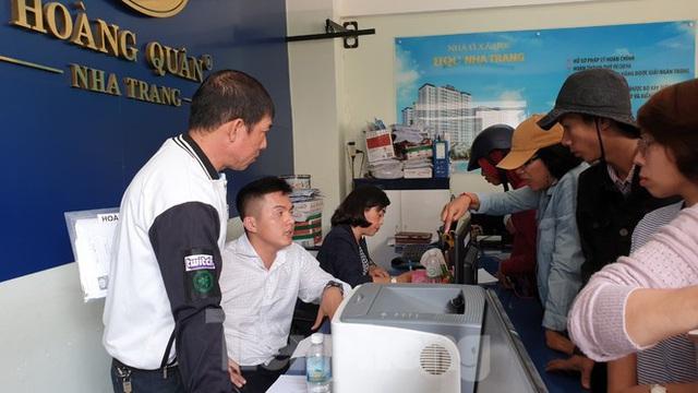 Bàn giao nhà ở xã hội HQC Nha Trang cho người dân sau nhiều lần thất hứa - Ảnh 1.