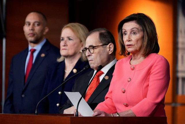 Kích hoạt phiên xử luận tội Tổng thống Trump tại Thượng viện - Ảnh 1.