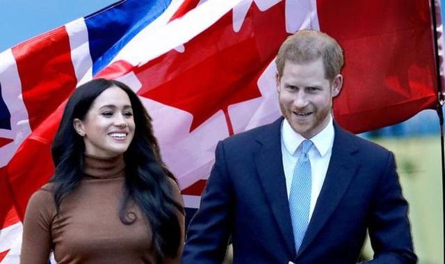 Meghan Markle muối mặt khi bị tờ báo hàng đầu Canada dội gáo nước lạnh, khẳng định cặp đôi hoàng gia không được chào đón tại đây - Ảnh 1.
