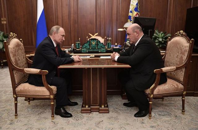 Địa chấn chính trị Nga: Thông điệp gây sốc của TT Putin mở màn chuyển giao quyền lực kịch tính - Ảnh 1.