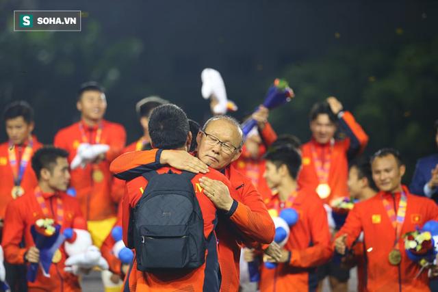 Chuyên gia Vũ Mạnh Hải: Việt Nam vô địch SEA Games rồi, đừng đòi hỏi giải nào cũng tốt - Ảnh 1.