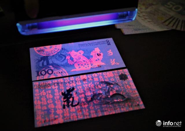 Độc đáo tiền lì xì in hình chuột hút khách trước dịp Tết Nguyên đán Canh Tý - Ảnh 7.