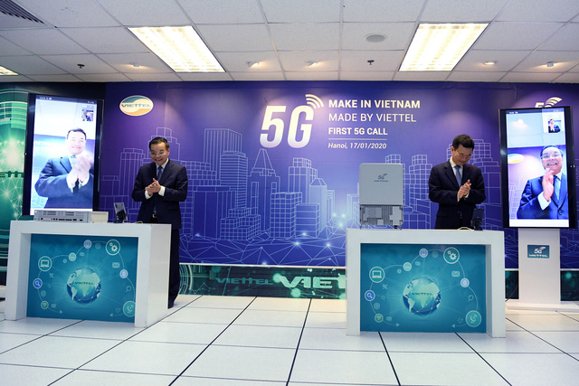 Việt Nam chính thức làm chủ công nghệ 5G - Ảnh 1.
