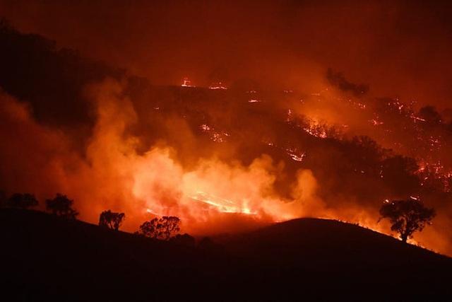 Mưa lớn làm dịu đám cháy trên đất Úc, nhưng mưa to quá lại khiến lũ quét và sạt lở đất xuất hiện - Ảnh 2.