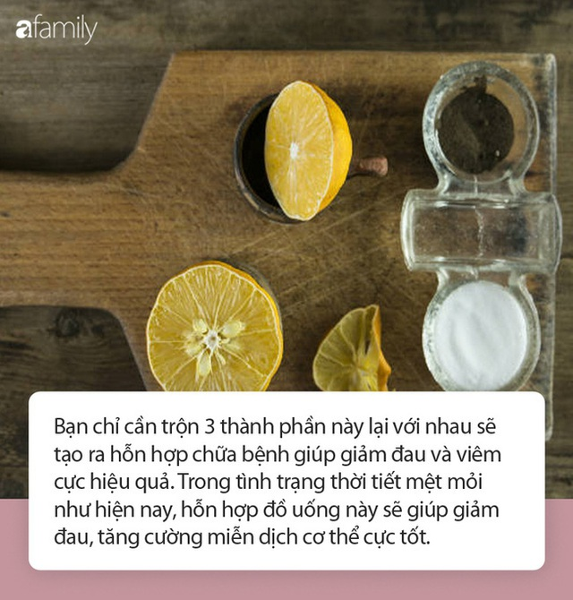 Hỗn hợp chữa bệnh từ hạt tiêu, muối và chanh có thể đem lại lợi ích gì cho cơ thể bạn lúc này? - Ảnh 2.