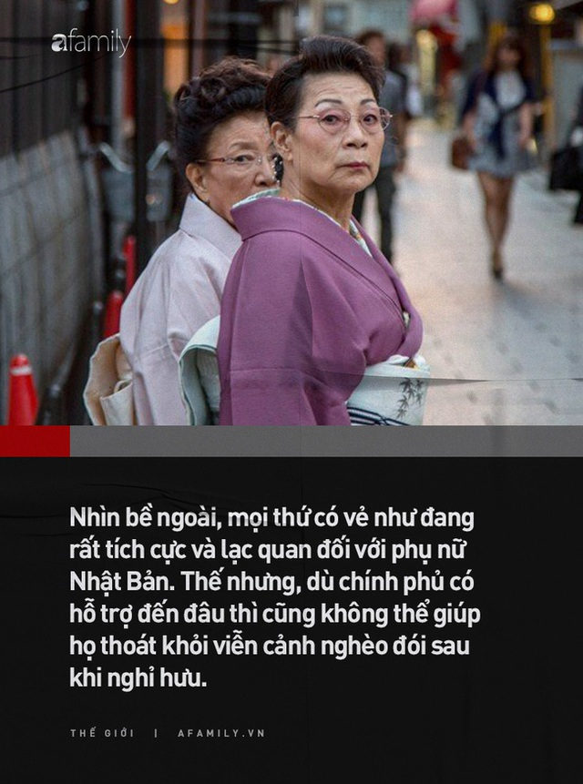 Nhật Bản là đất nước phát triển bậc nhất nhưng phụ nữ nước này đang phải đối mặt với viễn cảnh nghèo khó sau khi sinh con và nghỉ hưu  - Ảnh 1.