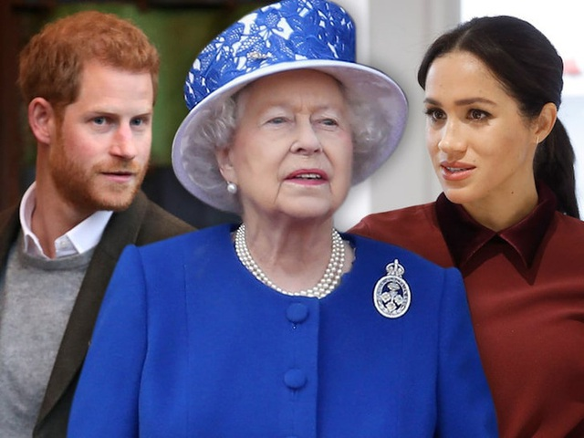 HOT: Vợ chồng Meghan Markle từ bỏ danh hiệu hoàng gia, Nữ hoàng Anh nói lời cảm ơn cặp đôi trong thông báo mới nhất  - Ảnh 3.