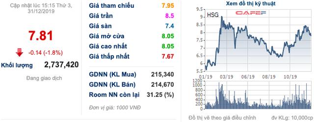 Hoa Sen Group (HSG): Năm 2020 ngành thép còn biến động khó lường, tiếp tục tái cơ cấu với mục tiêu lợi nhuận ròng đạt 400 tỷ đồng - Ảnh 2.