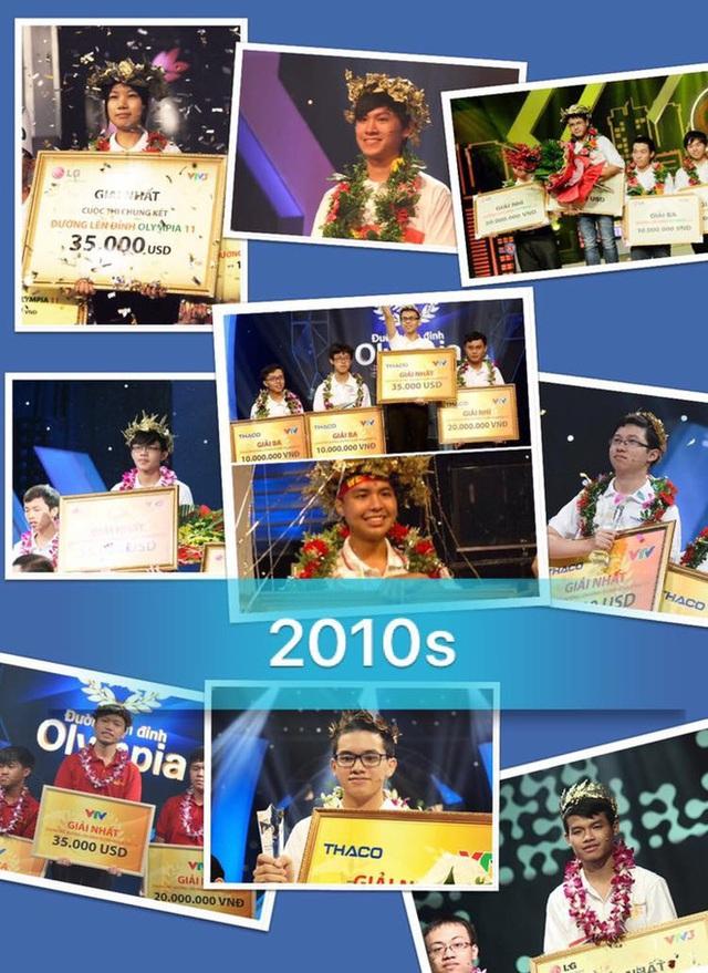 10 quán quân xuất sắc của Olympia 10 năm qua: Giờ họ đang ở đâu? Có về nước không? Thành công ra sao rồi?  - Ảnh 12.