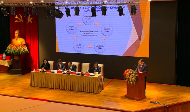 Thống đốc: Sẽ trình Thủ tướng về việc tăng vốn cho 3 ngân hàng - Ảnh 1.