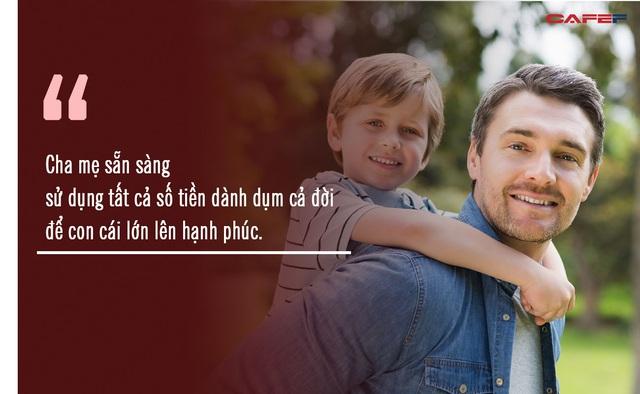 Đi khắp thế gian tốt với con nhất là cha mẹ, đừng đợi đến khi nhận ra đấng sinh thành già rồi mới cảm thấy xót thương: Tết đến hãy về nhà! - Ảnh 2.