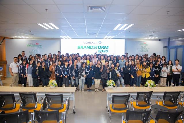 Cuộc thi sáng tạo Brandstorm chính thức đến Việt Nam, thu hút sinh viên ngay từ khi khởi động  - Ảnh 1.