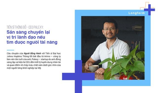CEO trở về từ Thung lũng Silicon: Kỹ sư Việt Nam và Mỹ không khác biệt về chuyên môn - Ảnh 1.