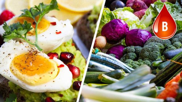 Phát hiện bất ngờ: Chế độ ăn khác nhau theo nhóm máu giúp bạn trở nên khỏe mạnh hơn - Ảnh 3.