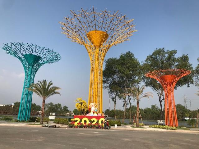 Rộn ràng Tết Việt ở chung cư, khu đô thị - Ảnh 15.