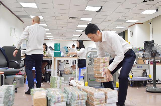 Ngân hàng chuẩn bị tiền cung ứng ra thị trường dịp Tết Canh Tý như thế nào? - Ảnh 2.